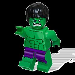 Hulk Lego Clip Art Png No Background