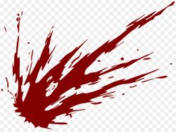Blood Drawing Clip art - Blood Splatter Png png download - 1600*1201 ...