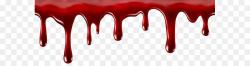 Blood Drawing Clip art - Halloween Blood Decor Transparent PNG Clip ...