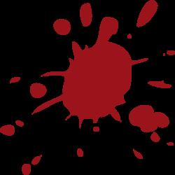 Blood PNG images free download, blood PNG splashes