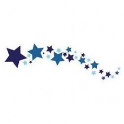 Chest shooting stars tattoo | My tattoo work | Pinterest | Shooting ...