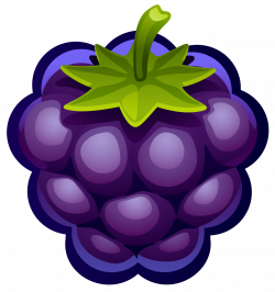 Large Painted Blueberry PNG Clipart   Gallery Yopriceville - High ...