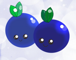 28+ Collection of Cute Blueberry Clipart | High quality, free ...