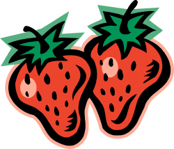 Strawberry Clipart Black And White | Clipart Panda - Free Clipart Images
