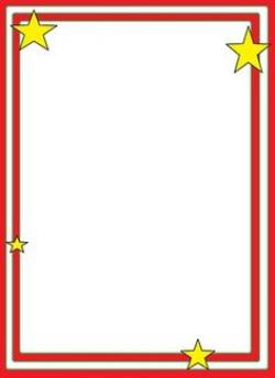 Superhero Border Clipart