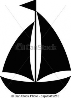 Image result for simple boat silhouette | Pillies | Pinterest ...
