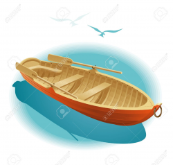 Yacht clipart water transportation - Pencil and in color yacht ...