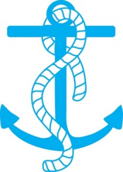 Free Free Anchor Clip Art Image 0071-0906-1522-1745 | Boat Clipart