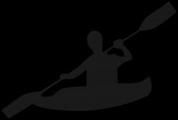canoe kayak clipart 1   Clipart Station