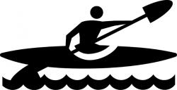 Kayak, Silhouette   ClipArt ETC