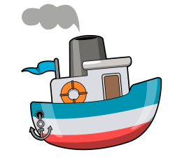 Boat free to use clipart | skolica | Pinterest | Boating, Clip art ...
