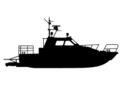 Image of Sailboat Clipart Silhouette #13764, Boat Silhouette Clip ...