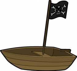 Free Pirate Ship Clipart