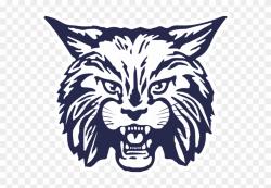 Athletics/recreationhome Of The Bobcats - Bobcat Clipart ...