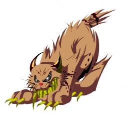 The Electric Bobcat | animenji