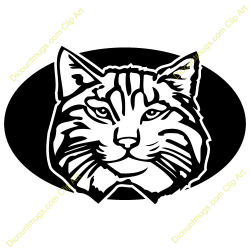 Animated Bobcat Clipart - 2018 Clipart Gallery