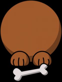 Dog Body Clip Art at Clker.com - vector clip art online, royalty ...