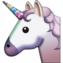 Unicorn Emoji - Add some magic to your messages with this unicorn ...
