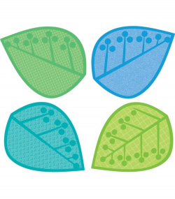 Leaves Cut-Outs Grade PK-8