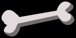 Bone Cartoon Clipart