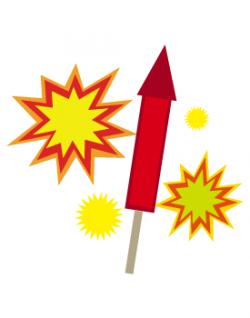 Bonfire Party Clipart