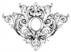 14 best Ornamentos images on Pinterest | Arabesque, Acanthus and ...
