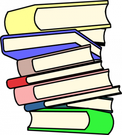 28+ Collection of Books Clipart Transparent Background | High ...