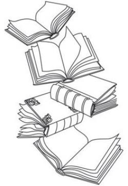 Books Clip Art | Royalty Free School Book Clip art, School Clipart ...
