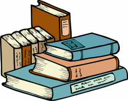 Stack Of Books Clipart   Clipart Panda - Free Clipart Images