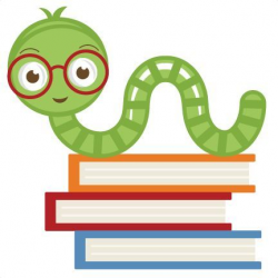 Bookworm Clip Reading Clipart - Free Clip Art Images | Library ...