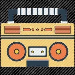 Boombox, music, radio icon | Icon search engine