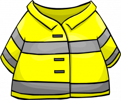 Firefighter Jacket | Club Penguin Wiki | FANDOM powered by Wikia