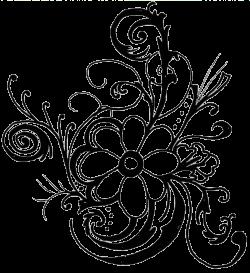 Hawaiian Flower Clip Art Borders | Clipart Panda - Free Clipart ...