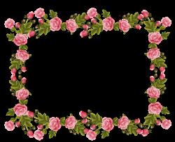 rose border clipart - Jaxstorm.realverse.us | Clip art for ...