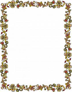 school clip art borders 7 | Clip Art | Pinterest | Clip art and Clip ...