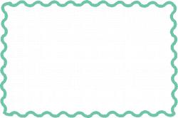 Simple Color Border Clipart - ClipartXtras