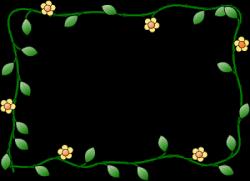 Spring Border Clipart Group (54+)