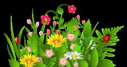 Flowers Clipart Border Flowers Clipart Clipart Spring Flowers ...