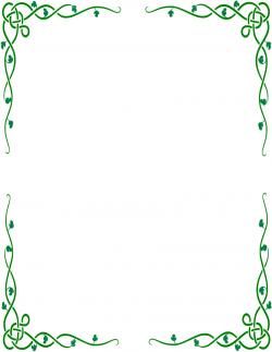Easy Irish Borders Clip Art Celtic Clipart Collection Border Design ...