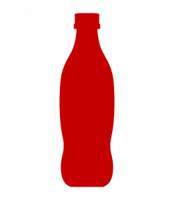 Coke Bottle Silhouette at GetDrawings.com   Free for personal use ...