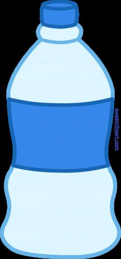 Water Bottle Clip Art - Sweet Clip Art