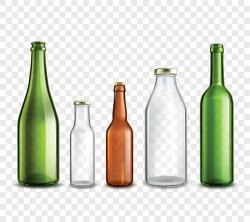 glass bottle clipart   Clipart Station