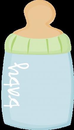 BABY BOTTLE CLIP ART | Baby (Art) | Pinterest | Baby bottles, Clip ...