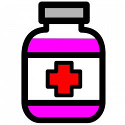 Free Pill Bottle Clipart, Download Free Clip Art, Free Clip Art on ...