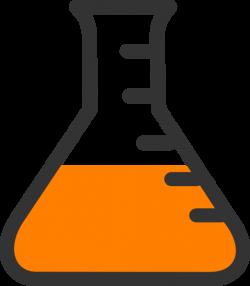 Lab Bottle Clip Art at Clker.com - vector clip art online, royalty ...
