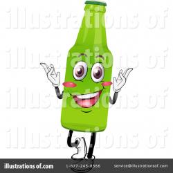 Soda Bottle Clipart #1148436 - Illustration by Graphics RF