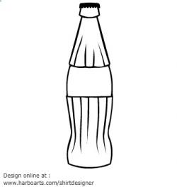 Soda Bottle Clipart 6 - 335 X 355   carwad.net