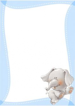 Free Clip Art Baby Borders | Posts related to Clip Art Borders for ...