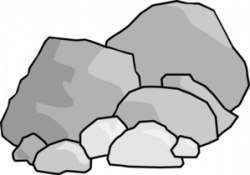 Boulders Clip Art at Clker.com - vector clip art online, royalty ...