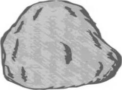 Rock stone clipart - Clipground